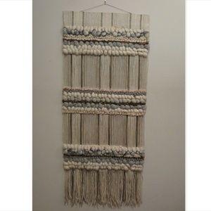 Vintage 70's Maria Svatina tapestry wall hanging